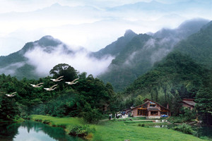 Nankun Mountain Ecotourism Resort