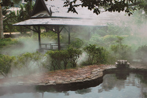 Yushui Ancient Hot Spring Tourist Resort