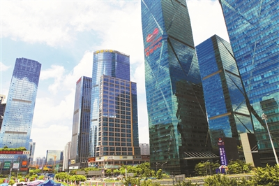 Futian, an ideal place for investment