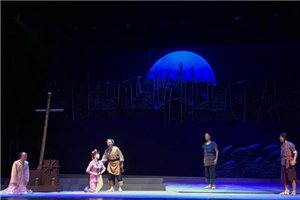 New Cantonese opera staged in Zhuhai