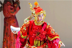 Classic Chinese play wows London audience