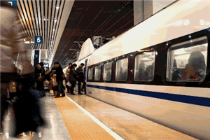 All Guangdong cities to be linked by high-speed railway