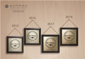 Pullman Guangzhou Baiyun Airport named the Best Airport Hotel in China