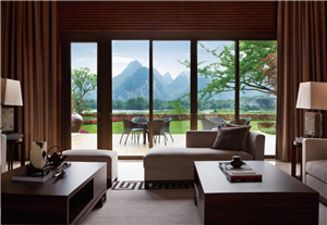 Shangshui villa, an ideal place for a retreat from the mundane life