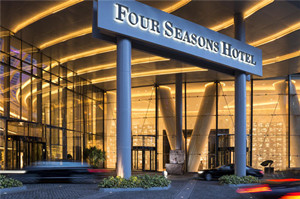 Four Seasons Hotel Guangzhou earns World's Best Room Honor from Forbes Travel Guide