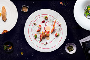 Stellar dining series presented by Michelin-star chefs and artisans in Guangzhou
