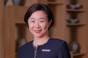 New Director of Sales & Marketing announcement at Grand Hyatt Guangzhou