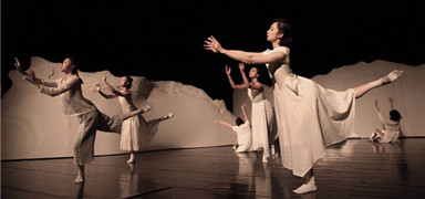 A Leaf in the Storm: A dance drama by Beijing Dance Theater