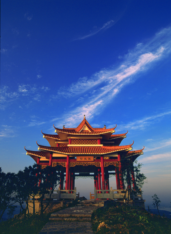 Songshan Lake Tourist Attraction