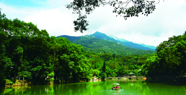 Mount Luofu Tourist Resort
