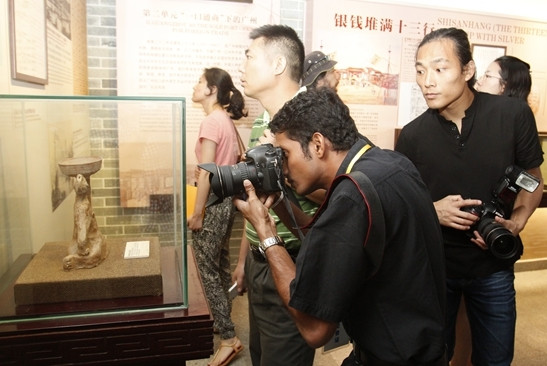 Maritime Silk Road Cultural Tour in Guangdong