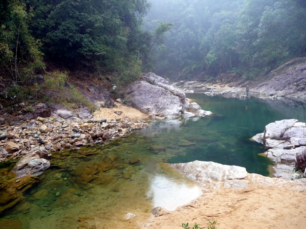 Ecological tour: get drunk in the oxygen bar of Nankun Mountain