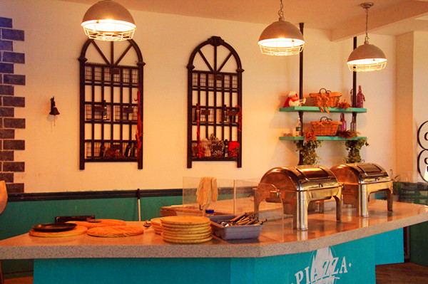 Piazza - A cozy pizza house for sharing love