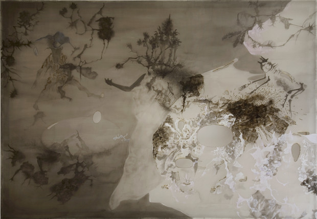 Into the Scenery, Out of the Settled—Two Solo Exhibitions of Ruijun Shen and Ying Zhuo